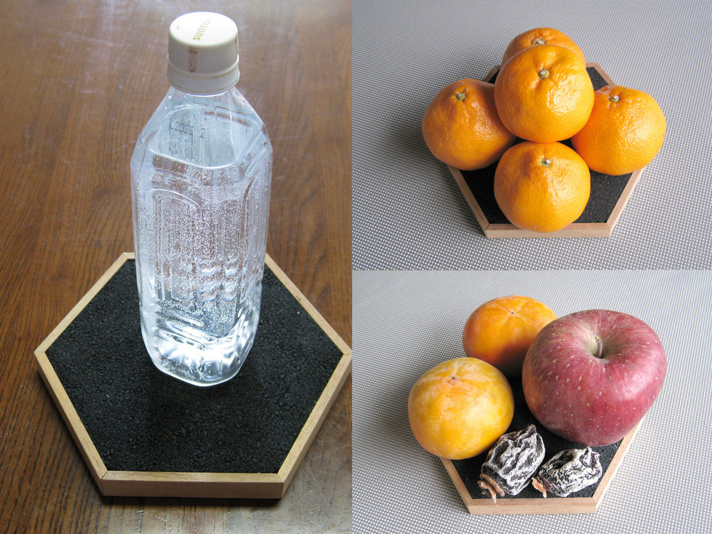 食べ物、飲み物を乗せ高波動を付け食すると常に健康な身体を維持できます。