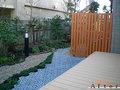 環境を改善して健康を促進する庭 [風水学によるエクステリアの施工例]